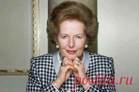 El régimen Margaret Thatcher - el menos de 8 kg en 13 días