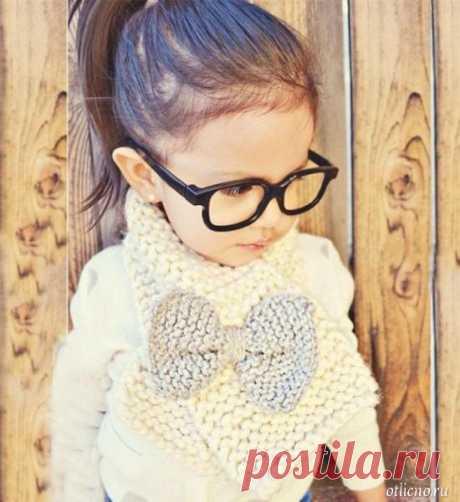 Сделать самим или купить: детские шарфики и снуды — Отлично! Школа моды, декора и актуального рукоделия