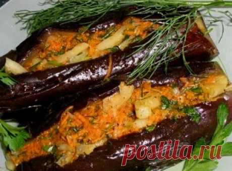 We salt eggplants correctly   Preparations (Estate)