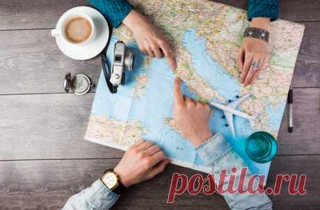 Каждый пятый турист начинает планировать новое путешествие, чтобы справиться с тоскливым настроением после отпуска