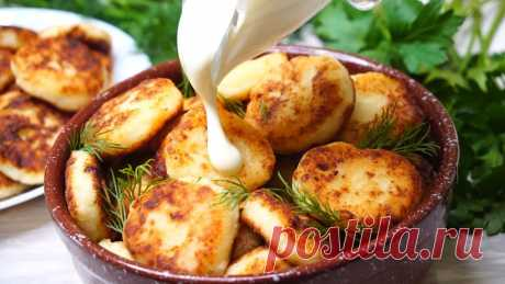 Жареные ленивые вареники: намного вкуснее вареных!