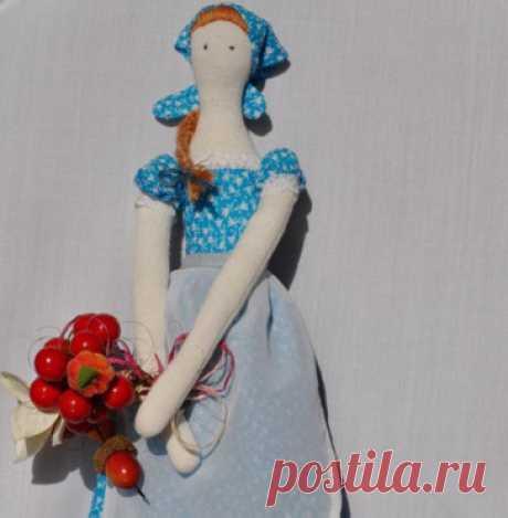 Кукла тильда своими руками мастер класс.