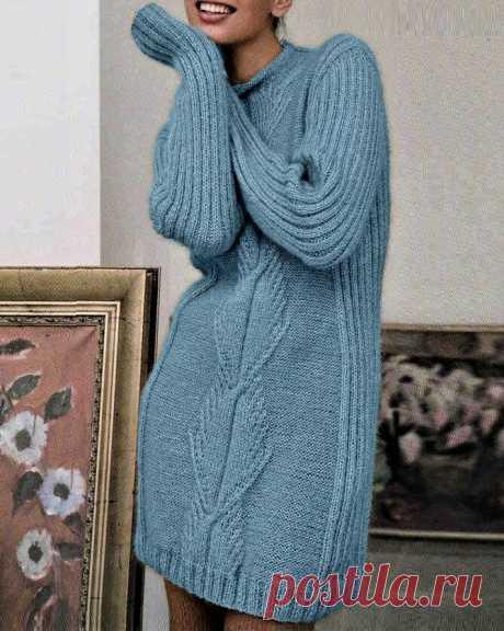 Мое «платье мечты» для этой зимы!