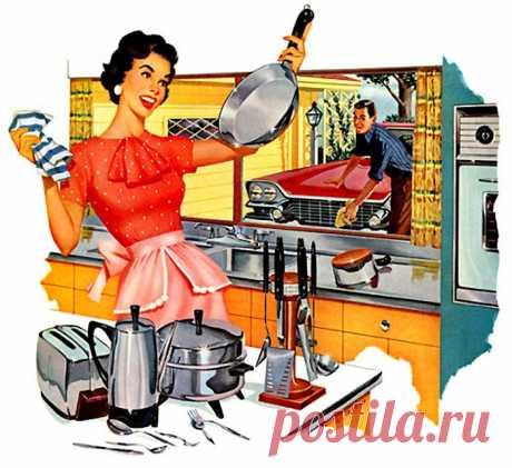 Флайледи – порядок в доме за 15 минут в день / Все для женщины