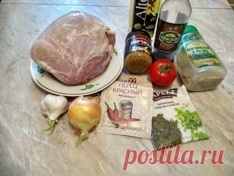 Интересный способ приготовить сочное мясо цельным куском (запечённое в пергаменте) - Кулинарный блог