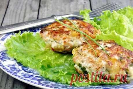 Dietary chicken cutlets