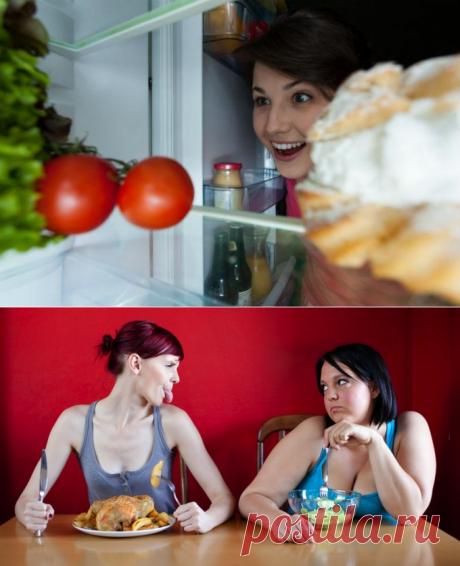 Как отучить себя переедать за 10 дней