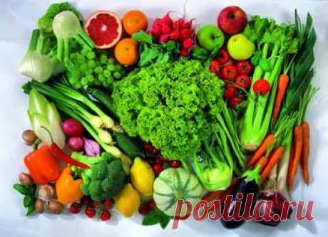 Противораковая диета: разрешенные продукты, примерное меню