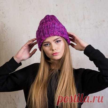 4 способа связать шапку | Команда магазина НеБабушка | Яндекс Дзен