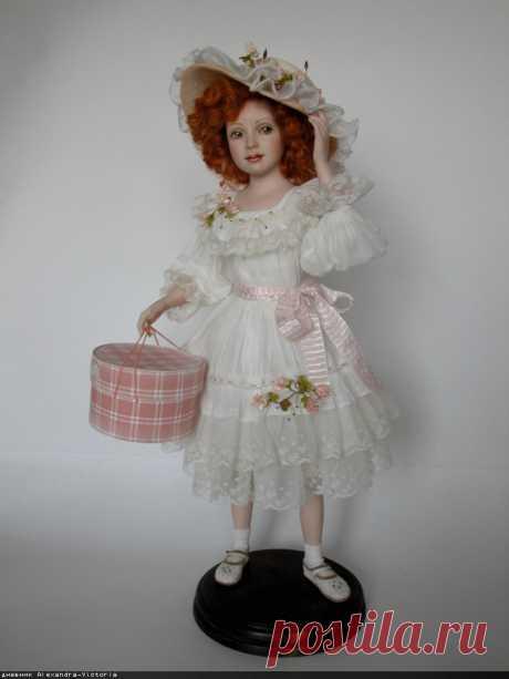 (+1) Авторские куклы из фарфора Светланы Никульшиной