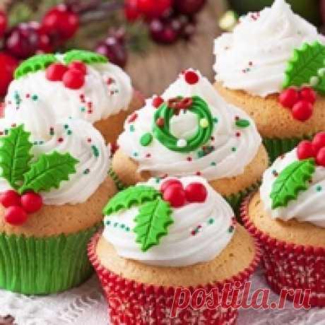 Десерты на Новый год - 26 рецептов | Подборка рецептов на koolinar.ru