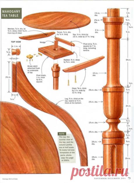 Fine Woodworking №173 December 2004.