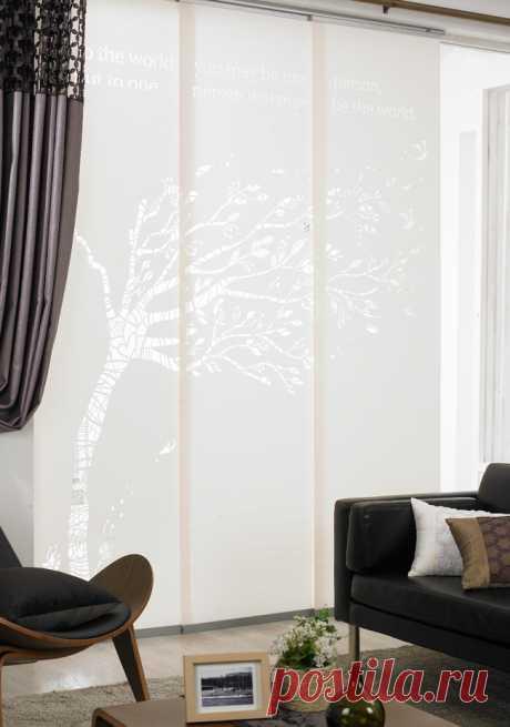 Текстильные жалюзи в интерьере — Квартирный вопрос