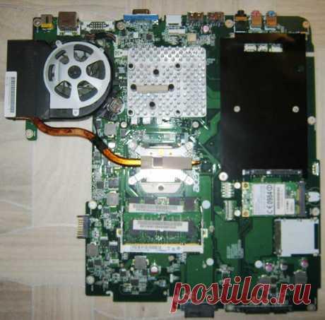 Греется ноутбук, что делать?   Блог Дмитрия Валиахметова   Компьютер для чайников
