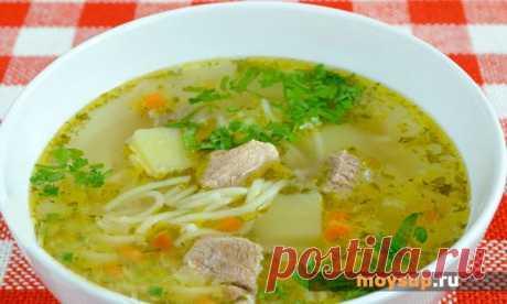 Как приготовить вермишелевый суп - ингредиенты и пошаговый рецепт