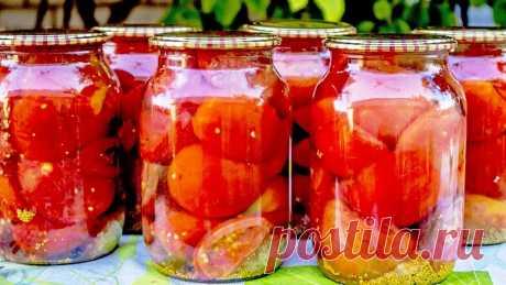Горчично-чесночные маринованные помидорки. Проверенный рецепт. Попробуйте, не пожалеете!