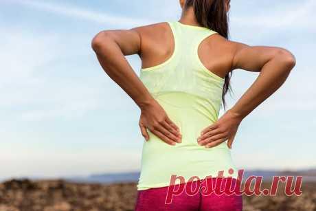 Упражнения с валиком для тех, у кого болит спина Спомощью валика для спины вывернете подвижность цепи дугоотростчатых суставов, идущих пообеим сторонам...