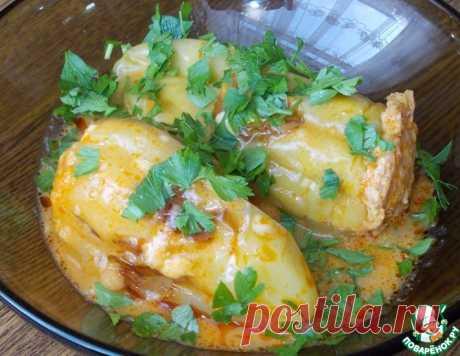 Перец фаршированный – кулинарный рецепт