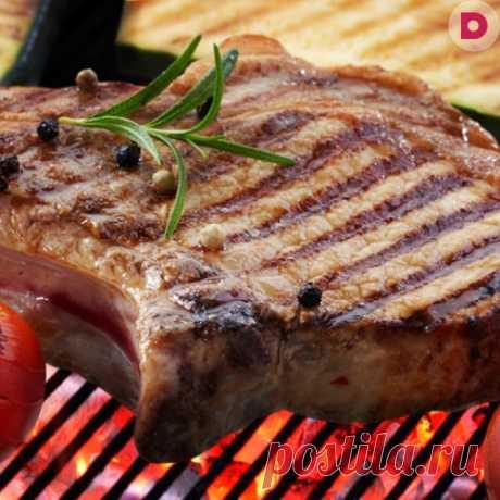 Время барбекю: жарим мясо, рыбу и птицу!, рецепт приготовления