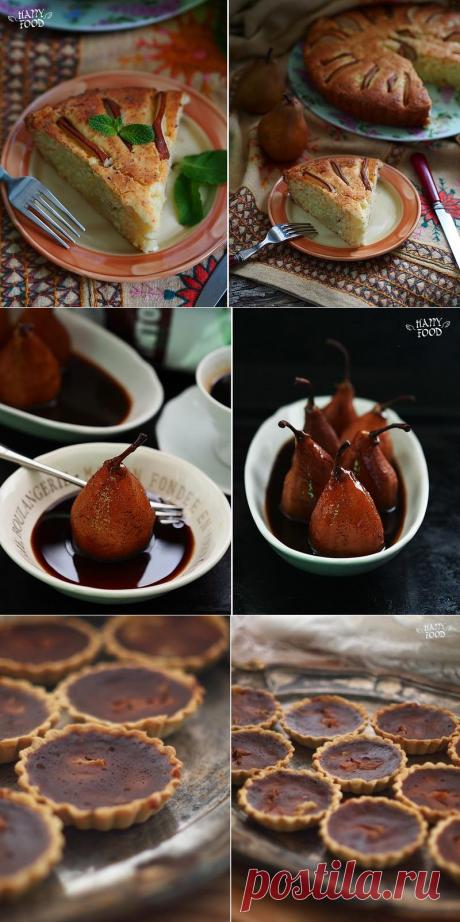 12 вкуснейших рецептов с сезонной грушей — Вкусно!