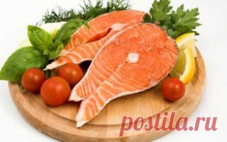 Полезность разной рыбы для здоровья