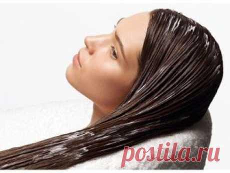 MASKS FOR HAIR ON THE BASIS OF KEFIR