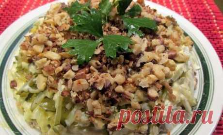Салат с сельдереем для тех, кто хочет похудеть