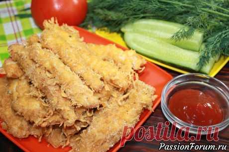 Закуска из куриного филе | Кулинария