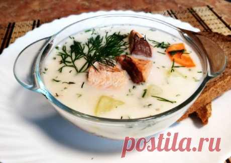 (3) Сливочный рыбный суп - пошаговый рецепт с фото. Автор рецепта Михаил Бурмин . - Cookpad