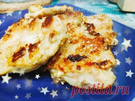 Кулинарная Академия Умных Хозяек: Жареная свинина на сковороде «Экспресс»