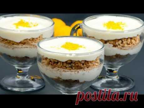 Десерт, который готовится за 5 минут и съедается еще быстрее! Заинтригованы? | Appetitno.TV