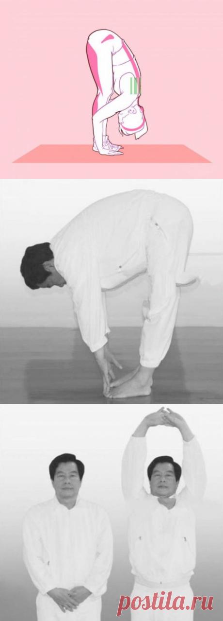 3 специальные упражнения от Мантэк Чиа для эффективного омоложения глаз, ушей и кожи лица в любом возрасте - be1issimo.ru