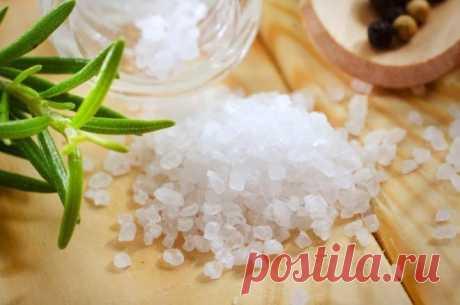Чудеса, которые творят солевые повязки