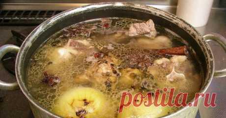 Выглядит словно обычный суп! Но то, что я узнал об этом блюде, повергло меня в шок. Лучший обед для здоровья! | Готовим вкусно!