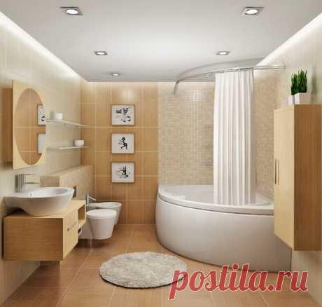 Интерьер ванной комнаты, совмещенной с туалетом 6 кв м: варианты дизайна с фото