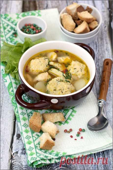 Куриный суп с сырными клецками - Осиный домик — LiveJournal