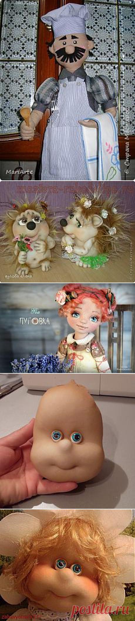 кукла   Ирина Наймановская   Фотографии и советы на Постиле