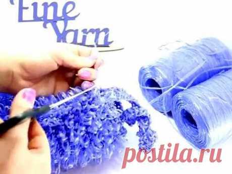 МК по вязанию мочалки - Вязание - Страна Мам