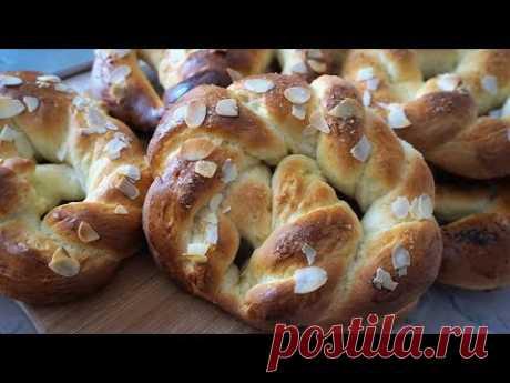 СЛАДКИЕ КРЕНДЕЛЯ/Сладкий брецель/Sweet pretzels