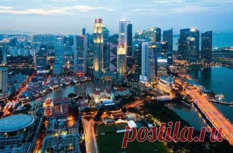 Сингапур назван одним из самых скучных мегаполисов мира | Туризм