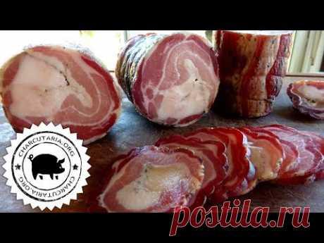 Pancetta Artesanal