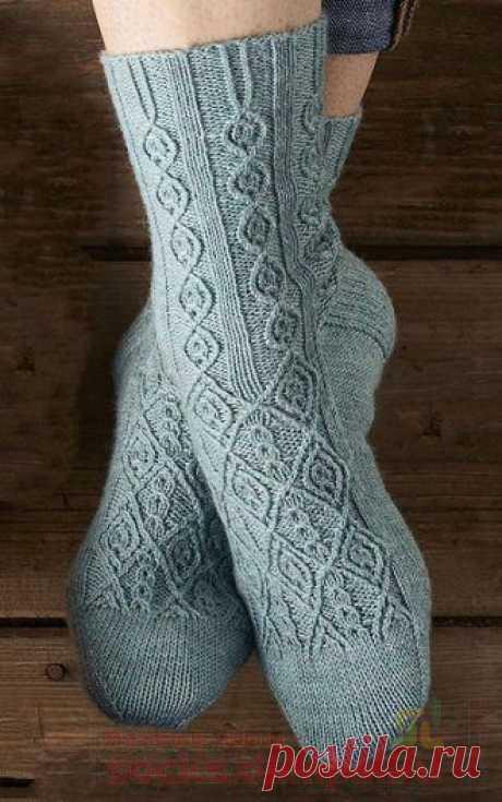 Вязаные носки «Laverne»