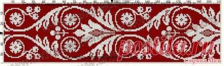 Подборка схем для филейного вязания. Часть 2 - Вязание - Страна Мам