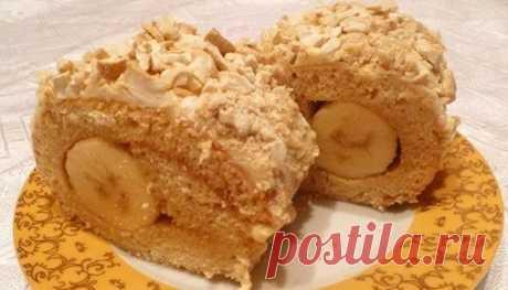 ¡El panecillo fantástico de plátano! Elementalmente en la preparación y es admirable para un gusto.