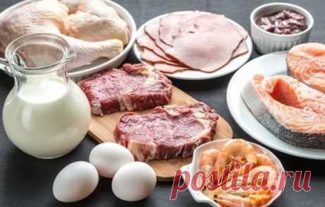 Белковая диета на 7 дней - минус 7 кг, меню, продукты, как