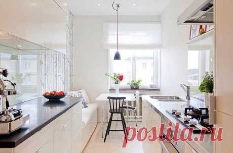 Дизайн кухни 11 кв. м: фото новинки 2019, идеи интерьера с выходом на балкон