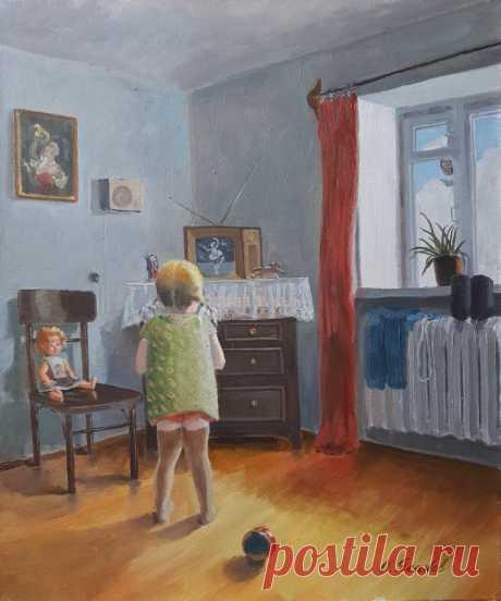 Начало - Официальный сайт художника Игоря Ясакова