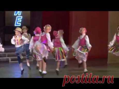 танец Полька - Хореографический ансамбль Вдохновение