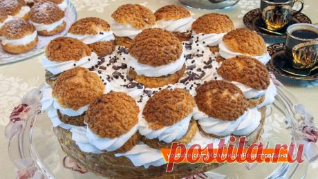 Торт «Сент-Оноре» (Saint Honore) пошаговый рецепт вкусного французского торта   Дина, Коллекция Рецептов   Яндекс Дзен