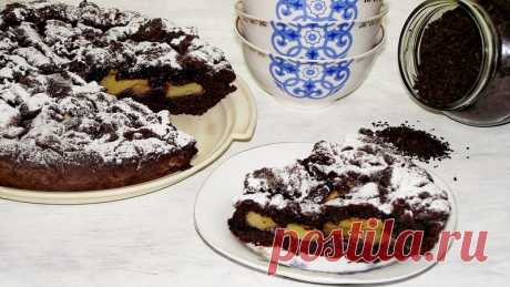Пирог без яиц на молоке (рецепт с фото) | InfoEda.com